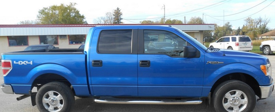 2009 F150 2WD XLT  73,000km only $12,999