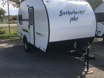 2022 BUSHWACKER PLUS 17FD  $99.00 bi-weekly